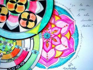 mandalas coloreados