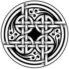 Mandala para imprimir celta y colorear mandals