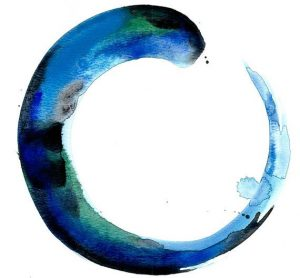 círculo zen
