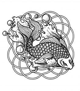 mandala pez