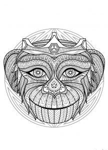 mandala mono
