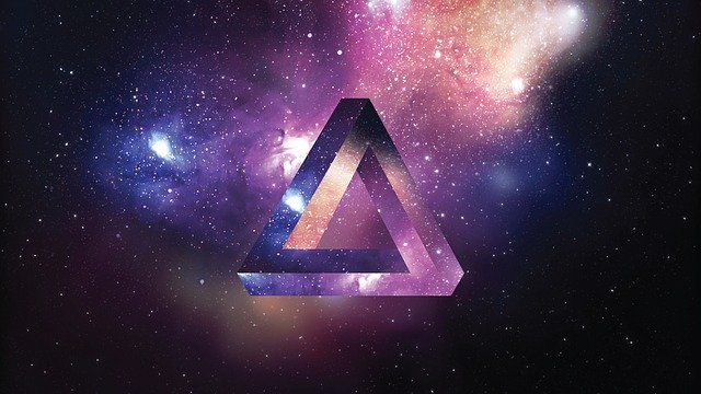 forma de triangulo