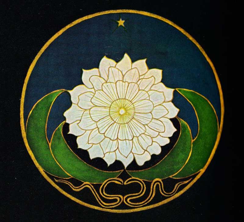mandala arquetipos de Carl Jung