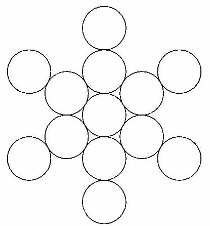 Fruto de la vida geometría sagrada